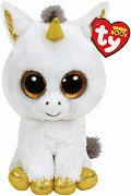 """Еднорог - Pegasus - Плюшена играчка от серията """"Beanie Boos"""" -"""