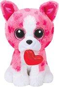 """Кученце - Romeo - Плюшена играчка от серията """"Beanie Boos"""" -"""