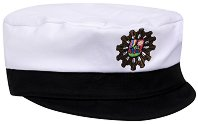 Полицейска фуражка - Детски аксесоар за игра -