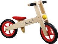 Scooter - Детски дървен велосипед без педали
