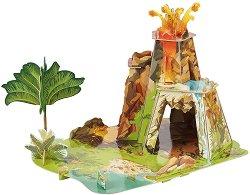 """Земята на динозаврите - Комплект за игра от серията """"Динозаври и праистория"""" - фигура"""