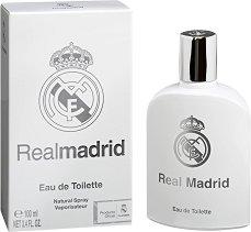 Real Madrid CF EDT - Мъжки парфюм - продукт