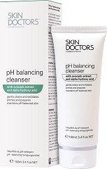 Skin Doctors pH Balancing Cleanser - Балансиращ гел за почистване на лице -