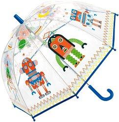 Детски чадър - Роботи -