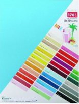 Цветен копирен картон - Caribic