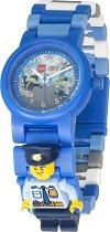 Детски ръчен часовник - LEGO Police