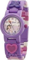 """Детски ръчен часовник - LEGO Friends: Emma - От серията """"LEGO: Friends"""""""