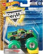 """Бъги - Badnews Travels Fast - Комплект за игра от серията """"Hot Wheels: Monster Jam"""" -"""