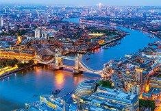 Лондон от птичи поглед -