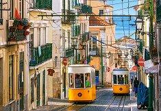 Трамваите на Лисабон, Португалия - пъзел
