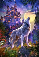 Виещ вълк - Дейвид Пенфаунд (David Penfound) - пъзел