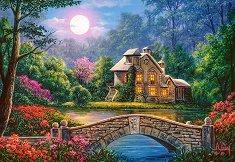 Вила в лунната градина - Антъни Касей (Anthony Casay) - пъзел
