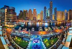 Яхтите на Дубай - пъзел