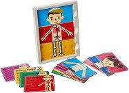 """Моето тяло - 8 образователни пъзела от серията """"Thinking Kits"""" - образователен комплект"""