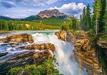Водопадите Сънуапта, Канада - пъзел