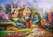 Уилтширски градини - пъзел