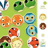 Домино - Octo - Детска игра с едри елементи -