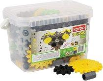 Korbo Technik 122 - Детски конструктор -