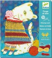 Картина за тъкане - Wooly Jumper - Творчески комплект -