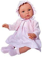 Кукла бебе Лея - кукла