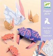 Оригами - Семейство - Творчески комплект - играчка