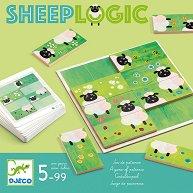Sheep Logic - Детска логическа игра -