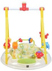 Бебешко бънджи - Dory - С музикални и светлинни ефекти -