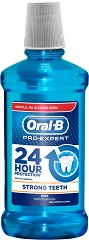 Oral-B Pro-Expert 24 Hour Protection Strong Teeth Mouthwash - паста за зъби