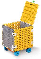 Куб за игра - QB - Детски конструктор -