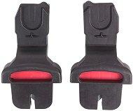 Комплект адаптери за кошче за кола - Dotty - Допълнителни елементи за детска количка - продукт