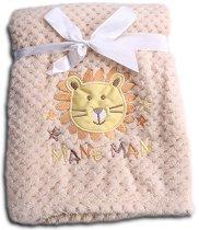 Бебешко одеяло - Freya - Размер 80 x 110 cm -