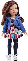 "Кукла Карол - 32 cm - От серията ""Paola Reina: Amigas"" - детски аксесоар"