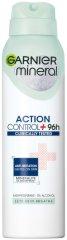 """Garnier Mineral Action Control+ Anti-Perspirant - Дамски дезодорант против изпотяване от серията """"Deo Mineral Action Control+"""" - маска"""