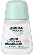 "Garnier Mineral Action Control+ Anti-Perspirant Roll-On - Ролон дезодорант от серията ""Deo Mineral Action Control+"" - фон дьо тен"