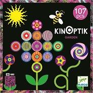 """Анимирани картини - Градина - Магнитен пъзел от колекцията """"Kinoptik"""" -"""