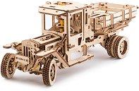 Камион - UGM-11 - Механичен 3D пъзел -