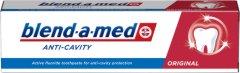 Blend-a-med Anti-Cavity Original - Паста за зъби за защита от кариеси с активен флуорид -