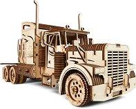 Камион - Heavy Boy - Механичен 3D пъзел -