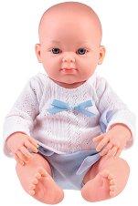 """Кукла бебе момченце със спално чувалче - От серията """"Paola Reina: Mini Pikolines"""" -"""