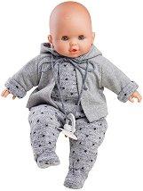 Кукла бебе - Алекс - Интерактивна играчка - кукла