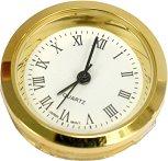 """Механичен часовник - Аксесоар за 3D пъзела """"Часовник с люлеещ се стол"""" -"""