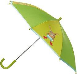 Детски чадър - Зайче -