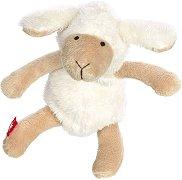 """Овца - Плюшена бебешка играчка от серията """"Sweety"""" - играчка"""