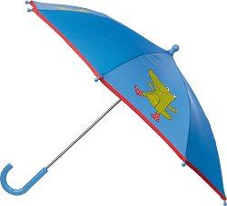 Детски чадър - Крокодил -