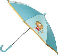 Детски чадър - Лъвче -