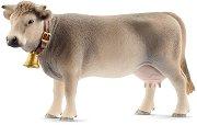 """Кафява крава - Фигура от серията """"Животните от фермата"""" -"""