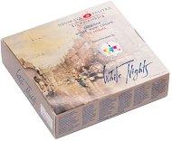 """Акварелни бои - Комплект от 12 цвята x 2.5 ml от серията """"White Nights"""""""