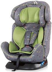 Детско столче за кола - 4 в 1 2019 - За деца от 0 месеца до 36 kg - количка