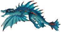 """Морско чудовище - Фигура от серията """"Митични създания"""" -"""