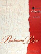 Пергаментова хартия - Комплект от 36 листа